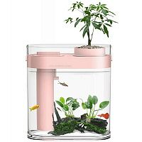Аквариум Xiaomi Yuanhao Eco Fish Tank Air Humidifier White (HF-JHYGZH002)