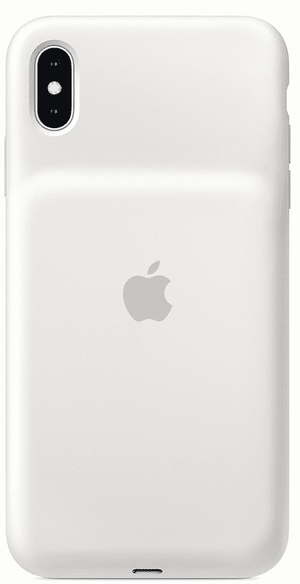 Чехол для смартфона Apple iPhone XS Smart Battery Case White (MRXL2)