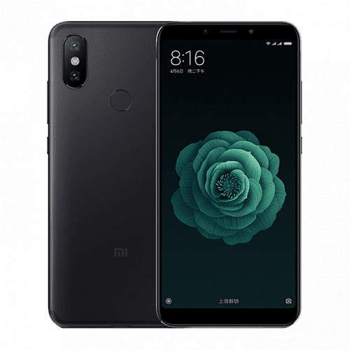 Смартфон Xiaomi Mi A2 4/32GB (Black) Global EU