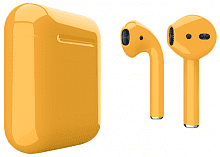 Наушники Apple AirPods Yellow Gloss (MRXJ2)