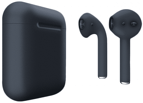 Наушники Apple AirPods Dark Grey Matte (MV7N2)