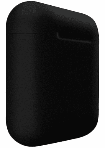 Apple Wireless Charging Case Black Matte (MR8U2)