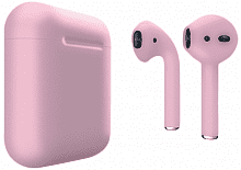 Наушники Apple AirPods Pink Sand Matte (MV7N2)
