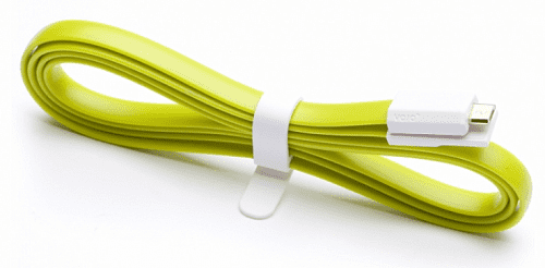 Кабель Colorful microUSB Cable 60cm (Green)