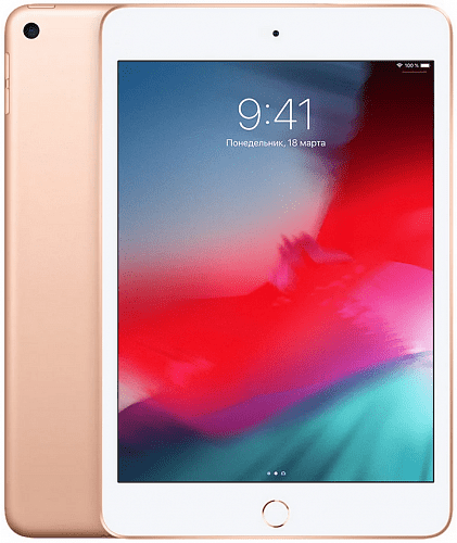 Apple iPad Mini 2019 64Gb Wi-Fi Gold (MUQY2)