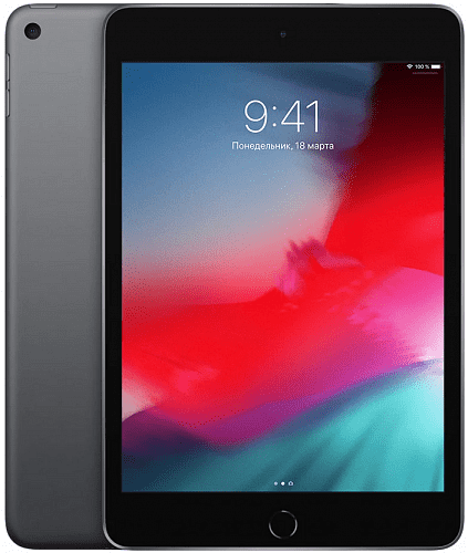 Apple iPad Mini 2019 256Gb Wi-Fi Space Gray (MUU32)