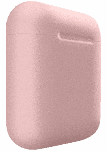 Apple Wireless Charging Case Pink Sand Matte (MR8U2)