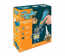 3D-ручка 3Doodler Start Креатив Blue (3DS-ESST-MULTI-R-17)