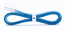 Кабель Colorful microUSB Cable 1.2m (Blue)