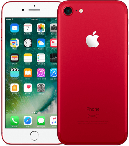 Apple iPhone 7 128GB (PRODUCT) RED (MPRL2)