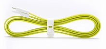Кабель Colorful microUSB Cable 1.2m (Green)