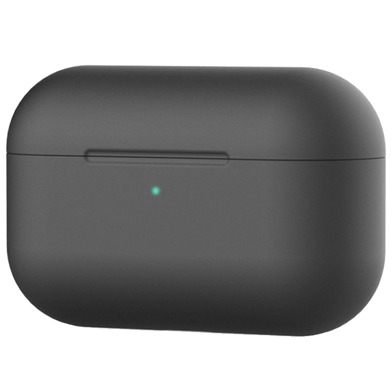 Чехол Ultrathin Silicone Case для AirPods Pro (Dark Gray)