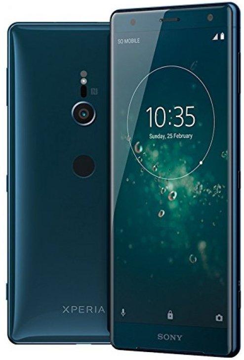Купить Смартфон Sony Xperia XZ2 H8296 (Deep Green)
