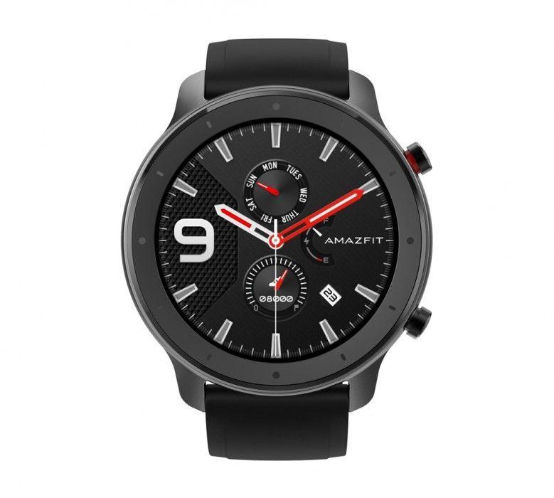 Купить Смарт-часы и фитнес-браслеты, Смарт-часы Xiaomi Amazfit GTR Lite 47mm Aluminum Alloy (A1922)