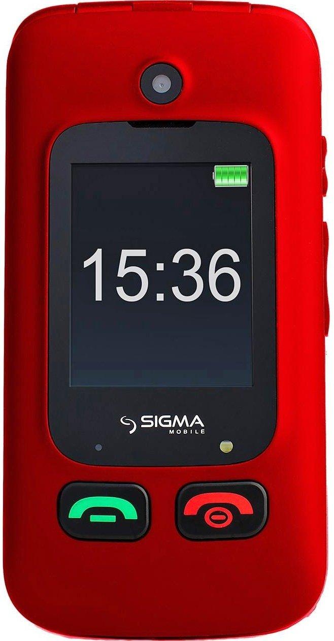 Купить Мобильный телефон Sigma mobile Comfort 50 Shell Duo (Red) UA-UCRF