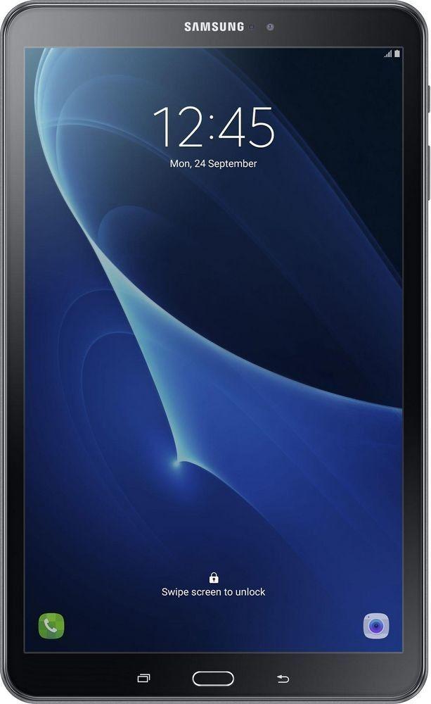 Планшет Samsung Galaxy Tab A T585N 10.1 LTE (SM-T585NZKA) 16GB Black  UA
