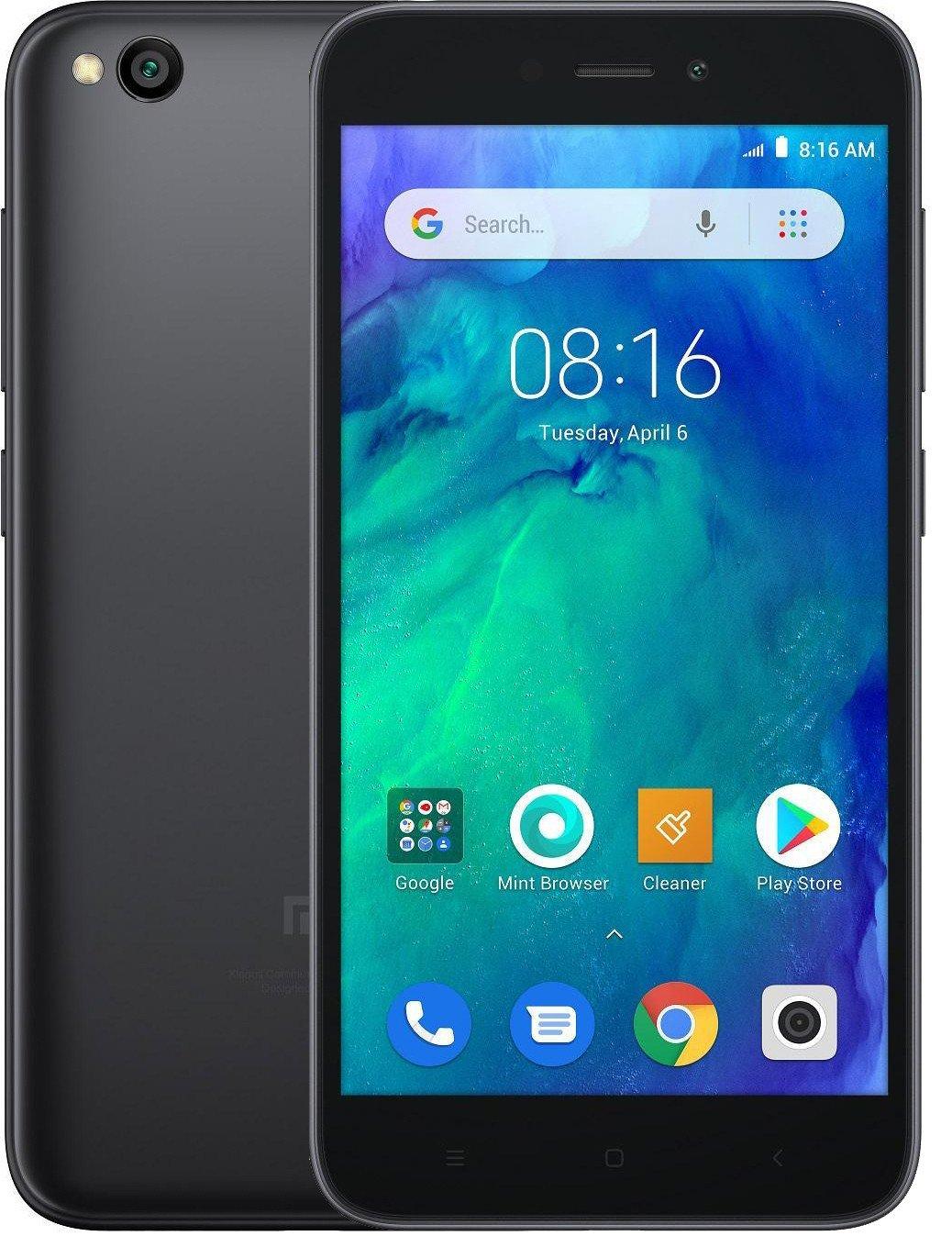 Купить Смартфон Xiaomi Redmi Go 1/8 (Black) UA-UCRF