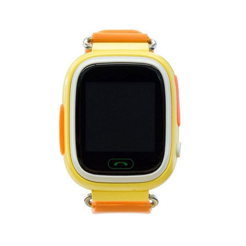 Купить Детские умные часы Smart Baby Q100 (Yellow)