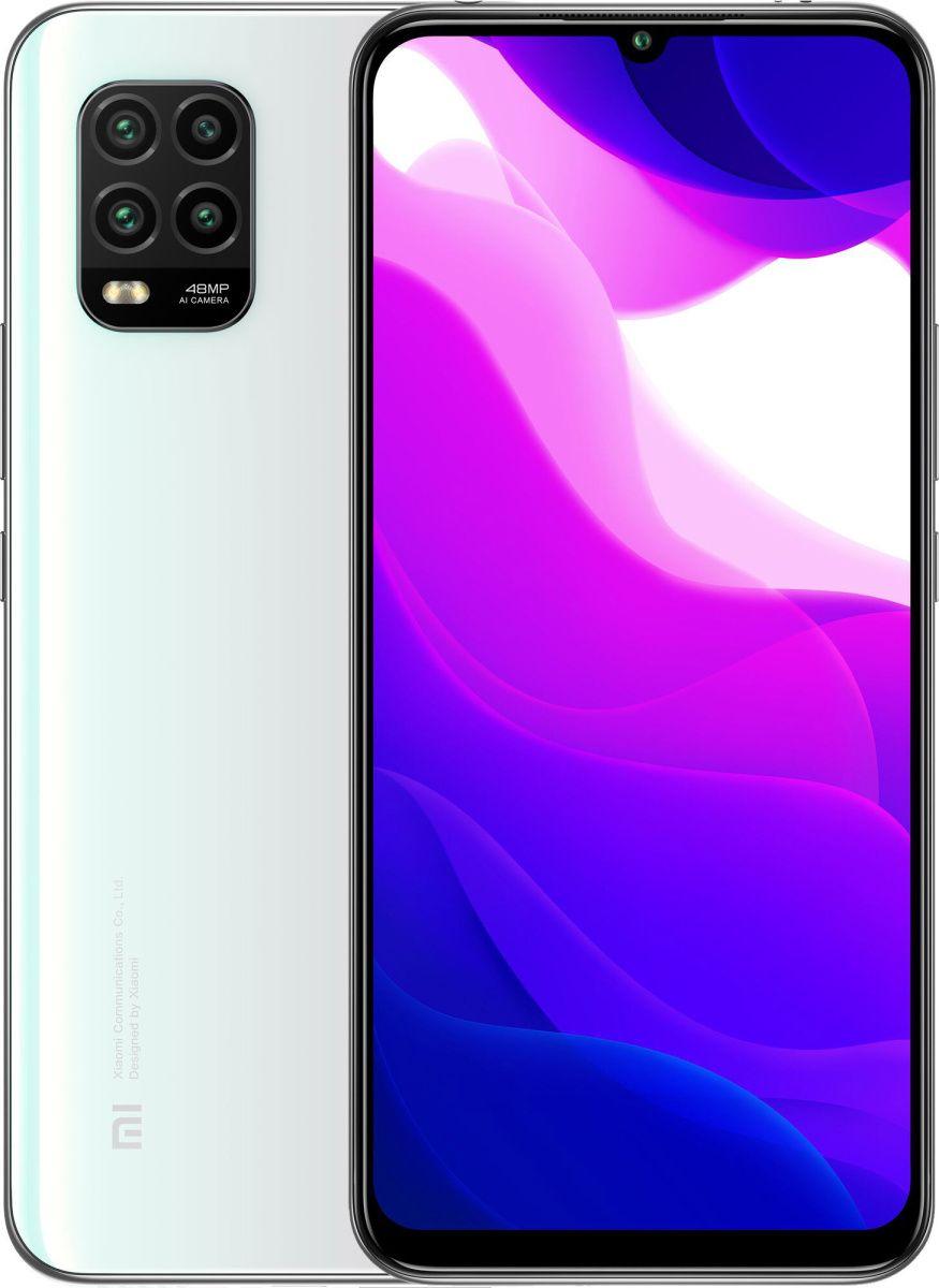 Смартфон Xiaomi Mi 10 Lite 6/128GB (Dream White) Global EU