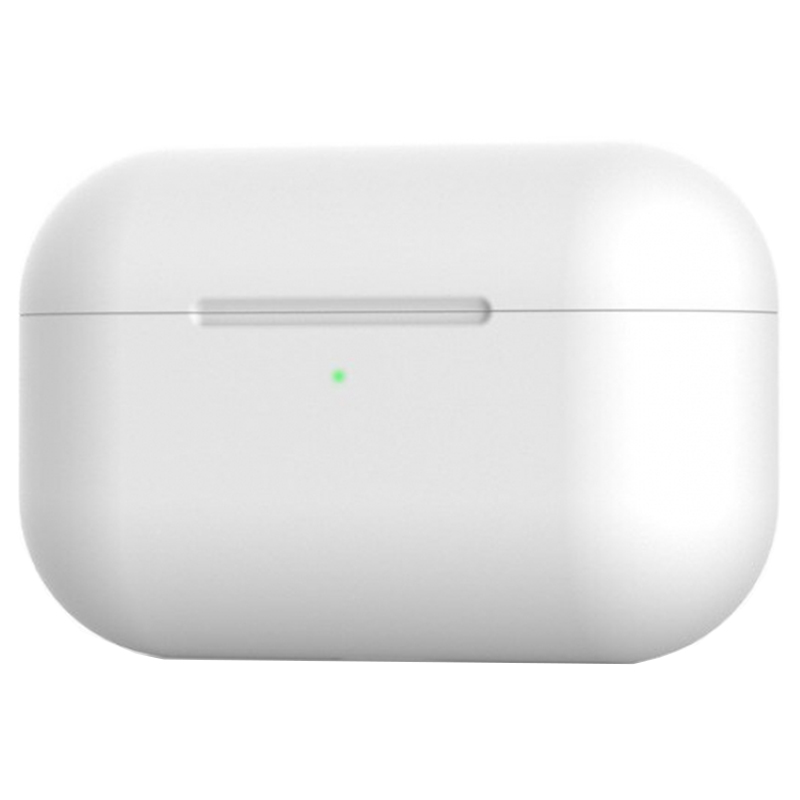 Чехол Ultrathin Silicone Case для AirPods Pro (White)