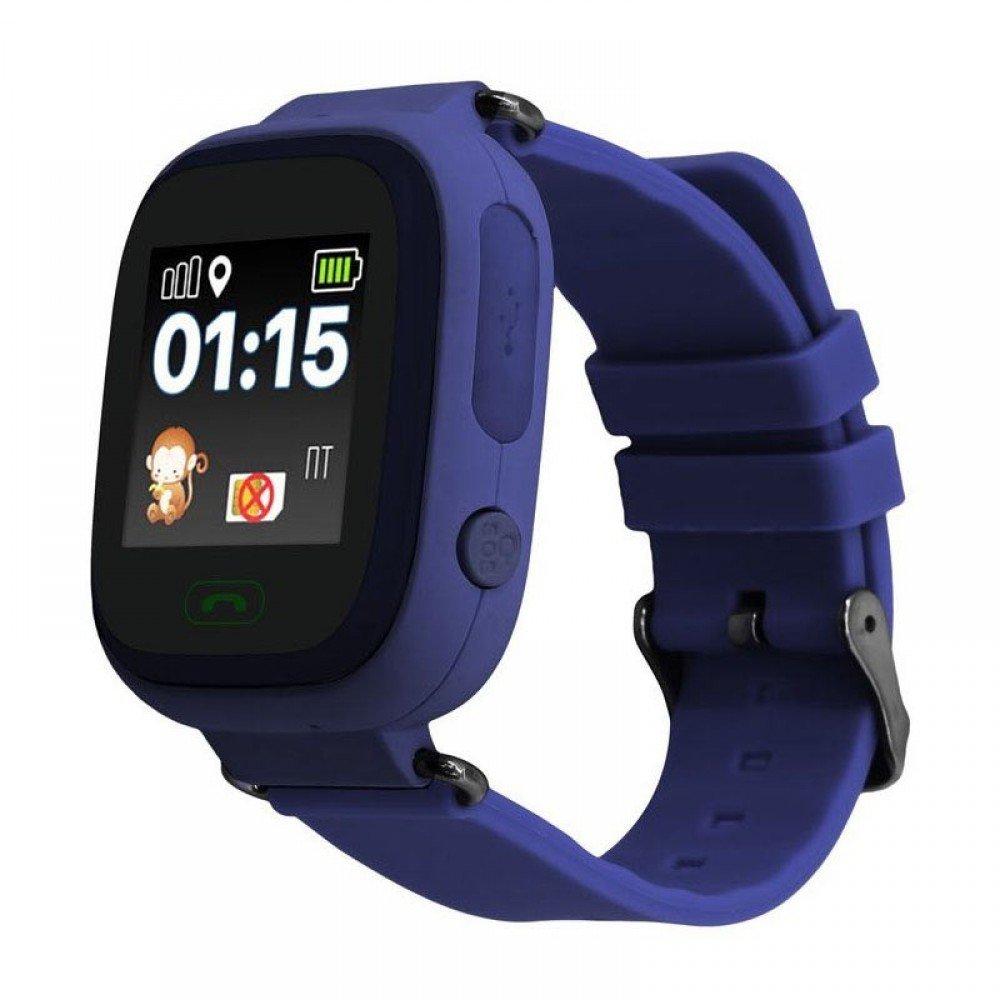 Купить Детские умные часы Smart Baby Q100 (Dark Blue)