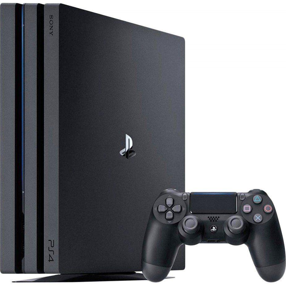 Купить Игровая приставка Sony PlayStation 4 Pro (PS4 Pro) 1TB Black