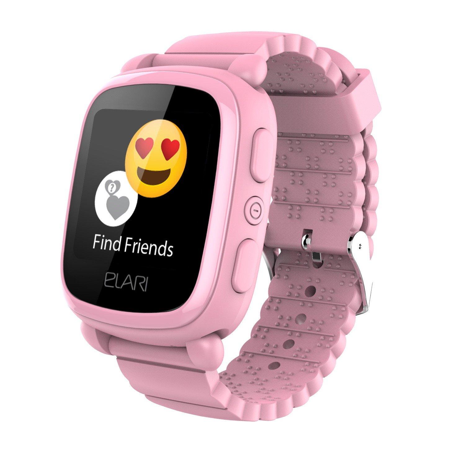 Купить Детские умные часы ELARI KidPhone 2 Pink GPS (KP-2P) UA