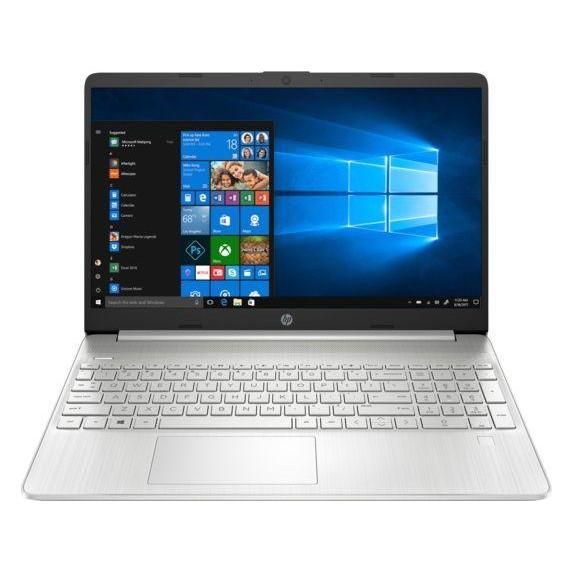 Ноутбук HP 15s-eq1057ur Silver (1X2P6EA)