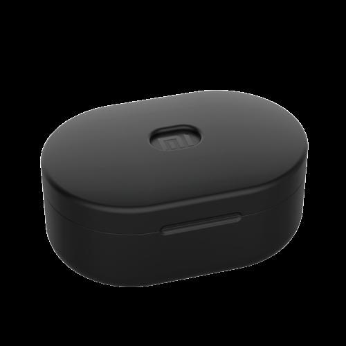 Чехол Silicone Case для Xiaomi Redmi AirDots (Black)