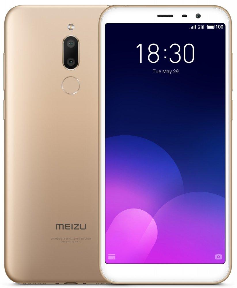 Смартфон Meizu M6T 2/16GB (Gold)