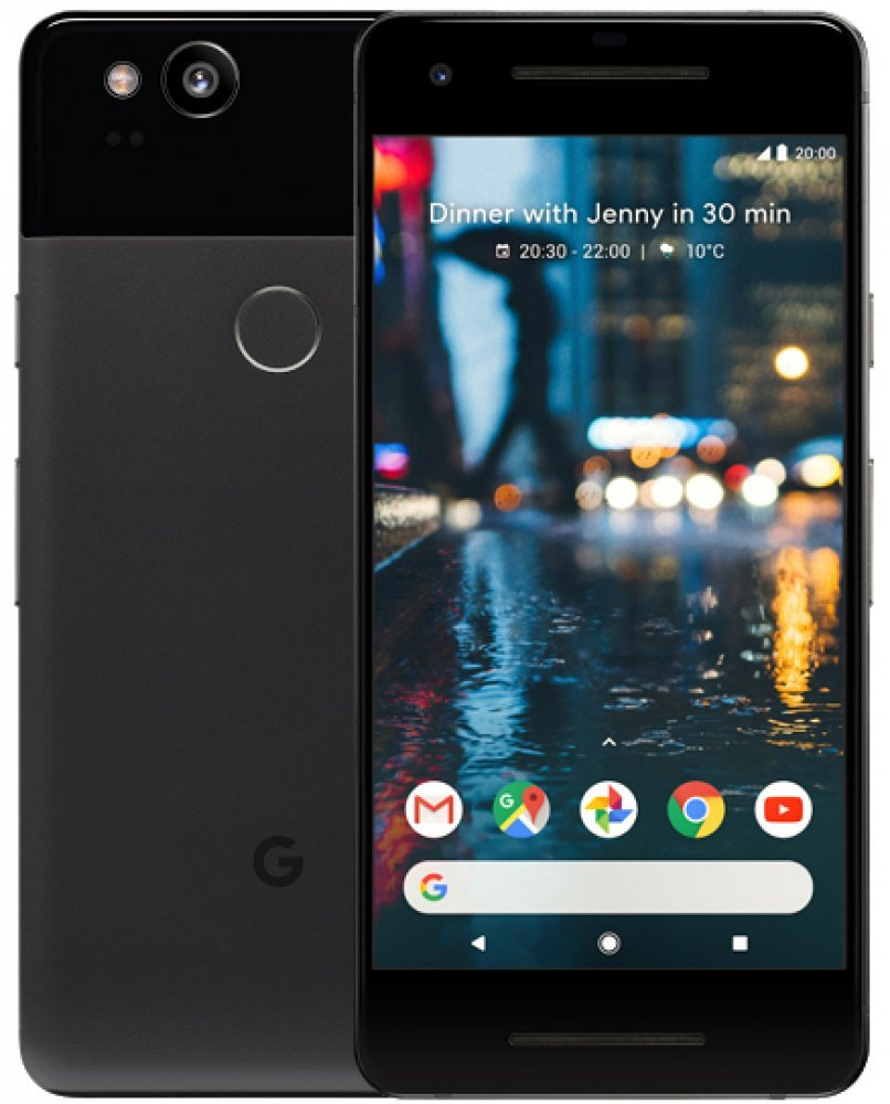Смартфон Google Pixel 2 128GB (Just Black)