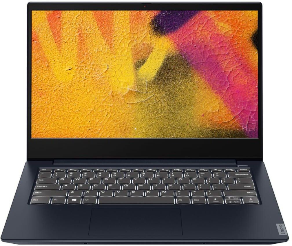 Ноутбук Lenovo IdeaPad S340-15API Abyss Blue (81NC008URA)