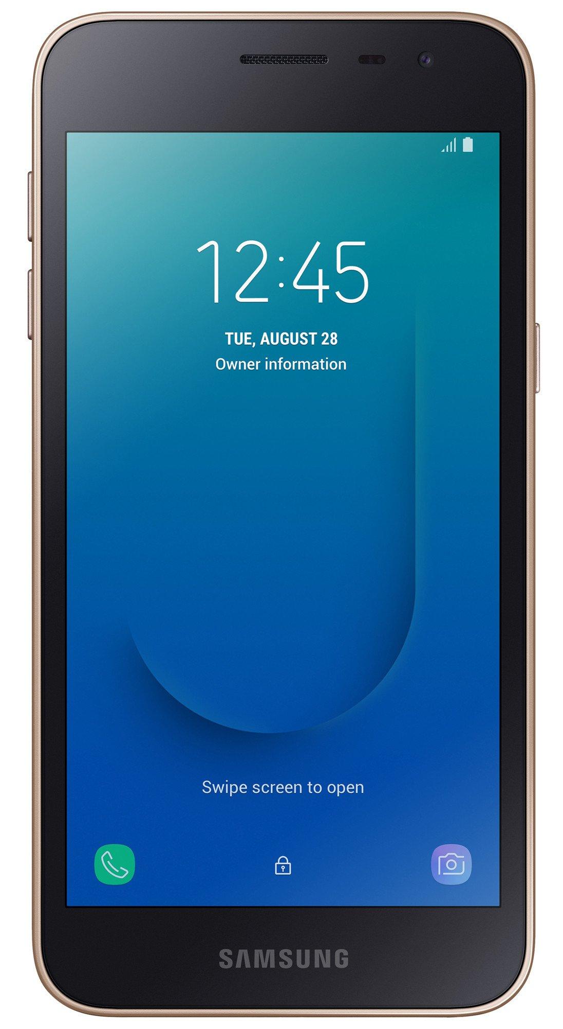 Купить Смартфон Samsung Galaxy J260 J2 Core 2018 Gold (SM-J260FZDD) UA-UCRF