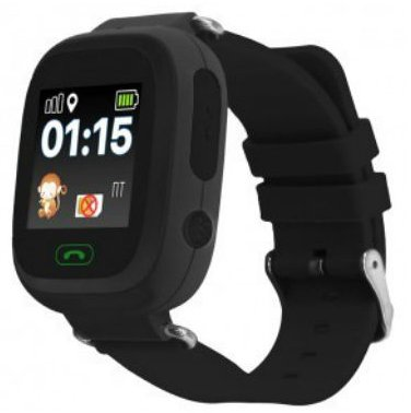 Купить Детские умные часы Smart Baby Q100 (Black)