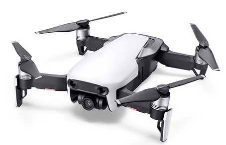 Купить Квадрокоптер DJI Mavic Air Fly More Combo (Arctic White) EU