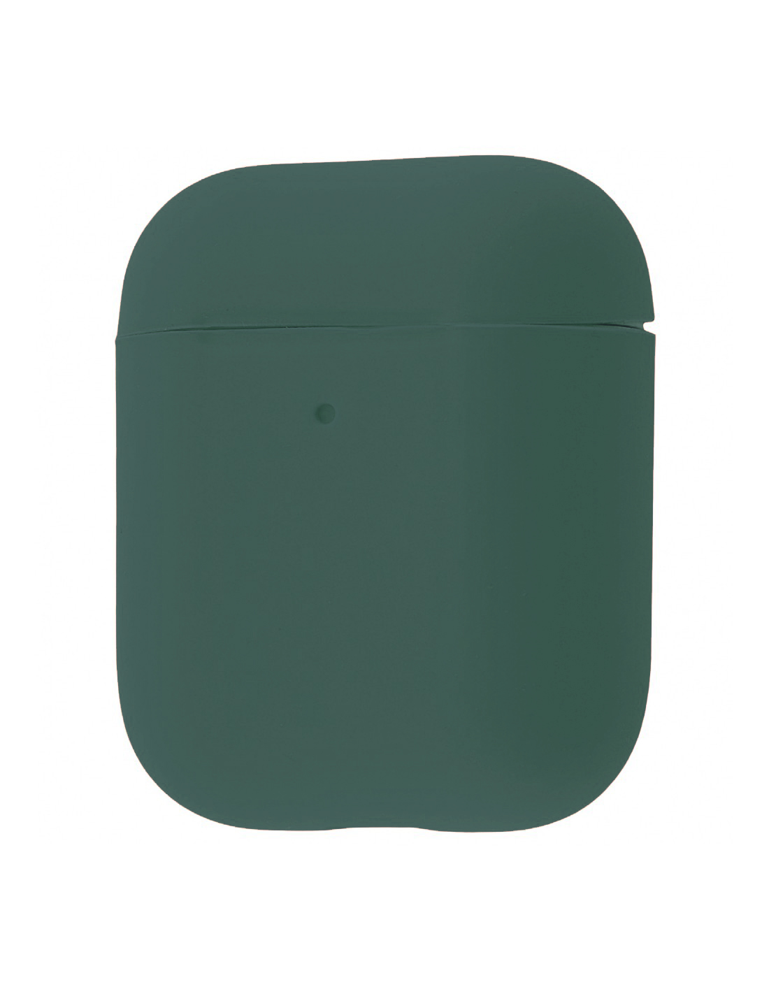 Чехол для наушников Apple AirPods 2 Silicone Case (Pine  Needle Green)