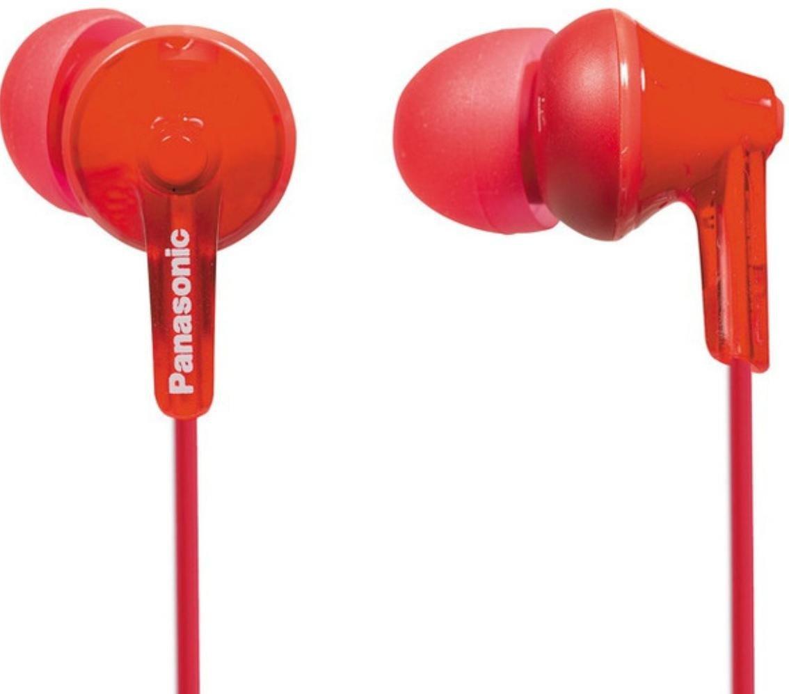 Купить Наушники Panasonic RP-HJE125E-R Red UA
