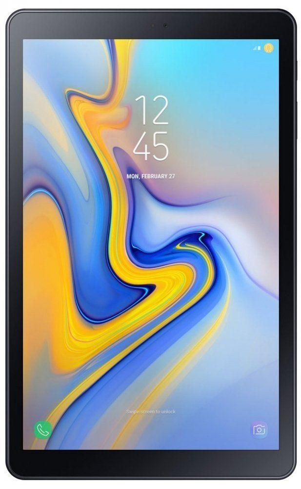 Планшет Samsung Galaxy Tab A 10.5 3/32GB LTE Silver (SM-T595NZAA)  UA-UCRF