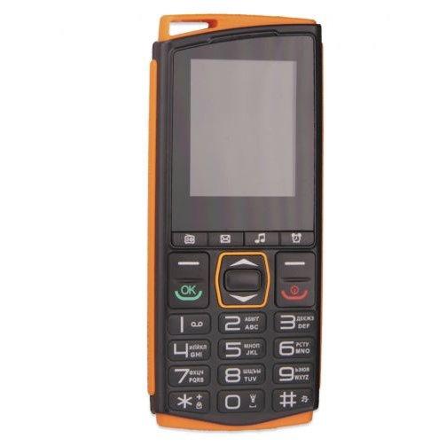 Купить Мобильный телефон Sigma Comfort 50 mini 4 (Black-Orange) UA-UCRF, Sigma mobile