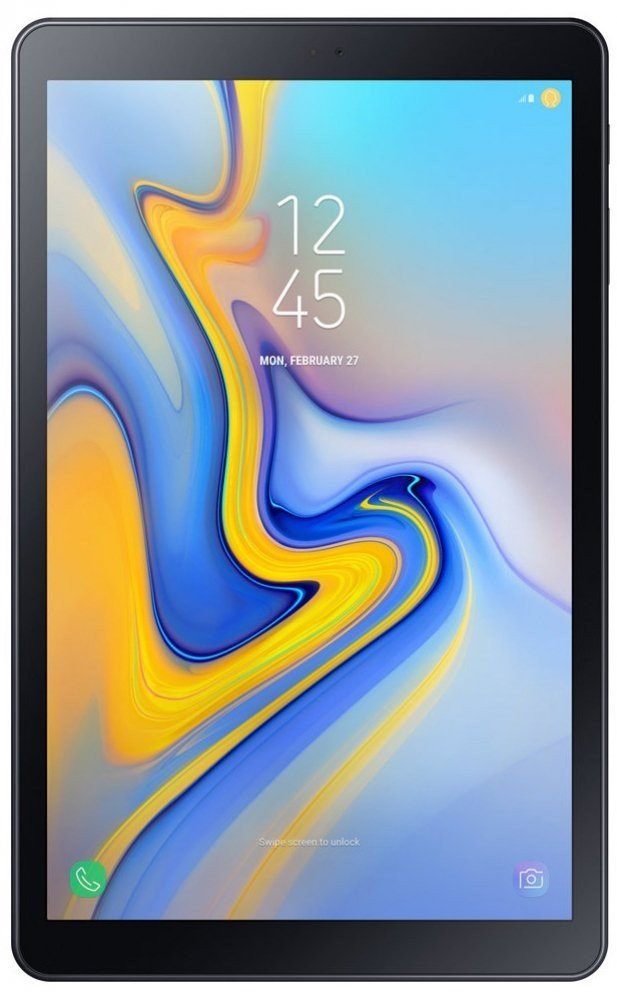 Планшет Samsung Galaxy Tab A 10.5 3/32GB Wi-Fi Black (SM-T590NZKA)  UA-UCRF