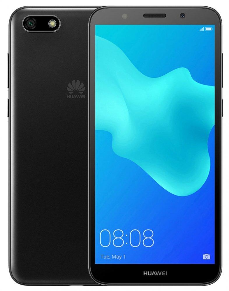Купить Смартфон Huawei Y5 2018 2/16GB (Black) UA-UCRF
