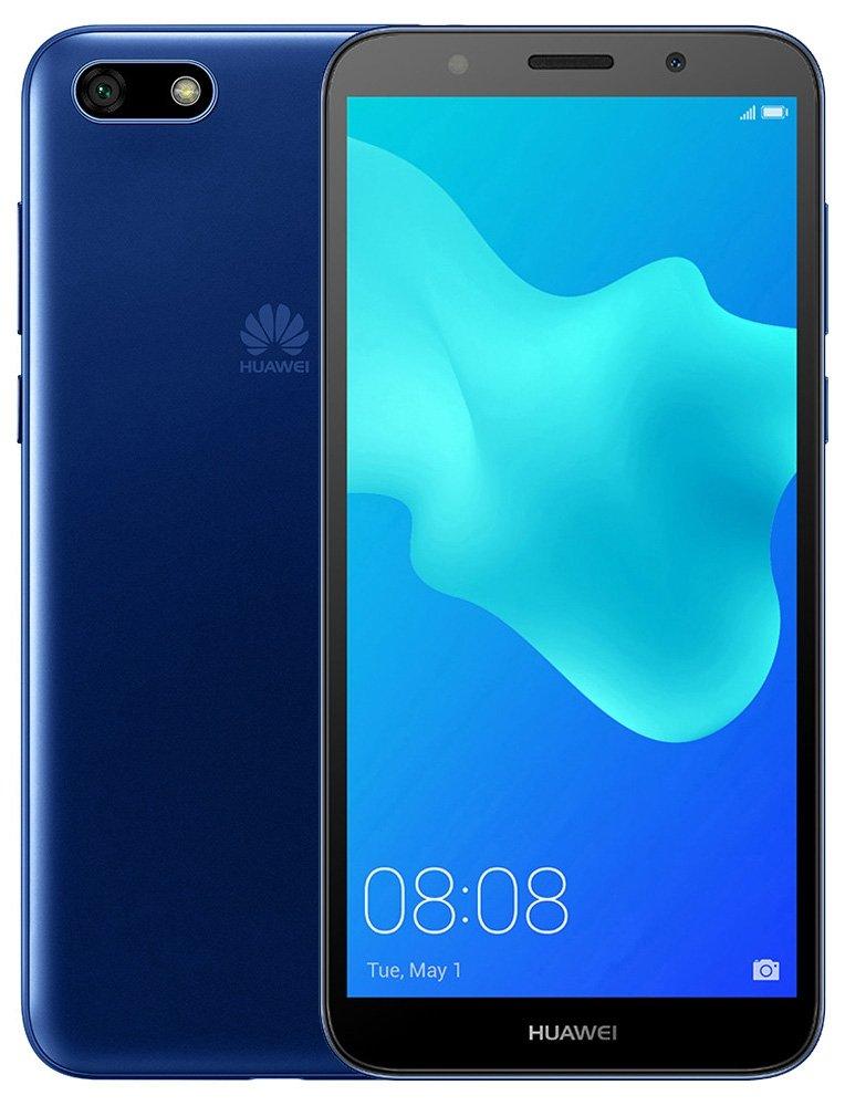 Смартфон Huawei Y5 2018 2/16GB (Blue) UA-UCRF