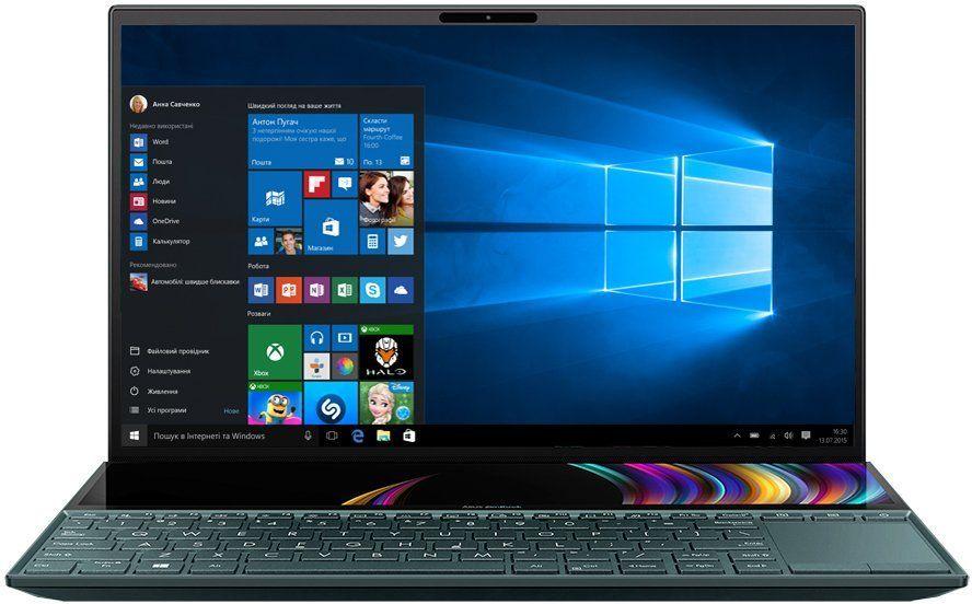 Ноутбук ASUS ZenBook Duo UX481FA (UX481FA-BM011T)