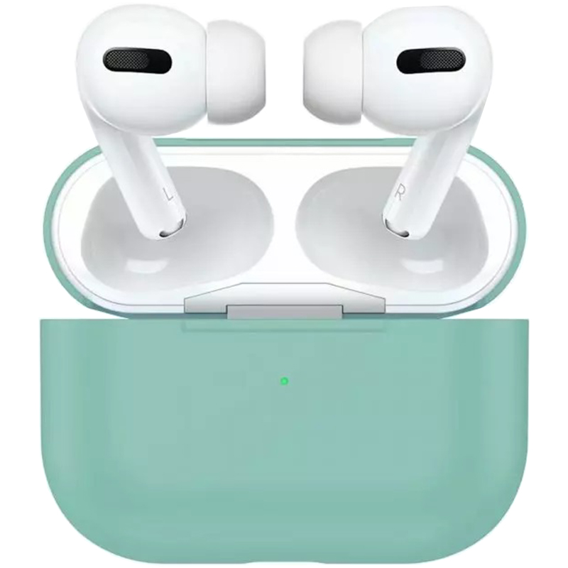 Чехол Ultrathin Silicone Case для AirPods Pro (Mint Green)