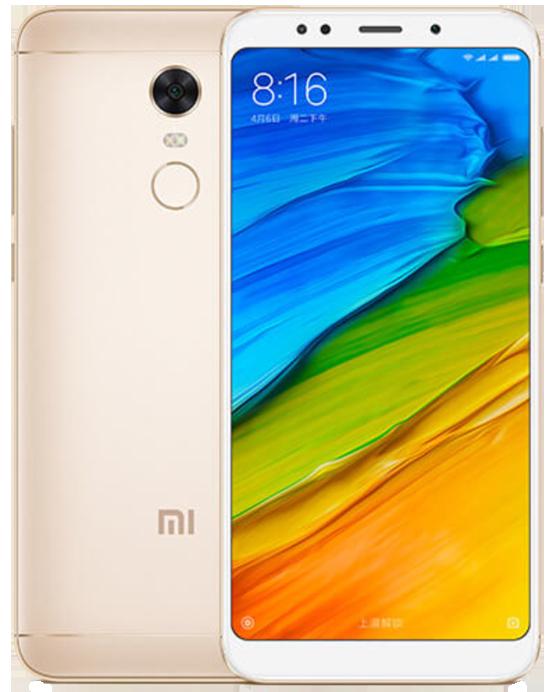 Купить Смартфон Xiaomi Redmi 5 Plus 3/32Gb (Gold) UA-UCRF