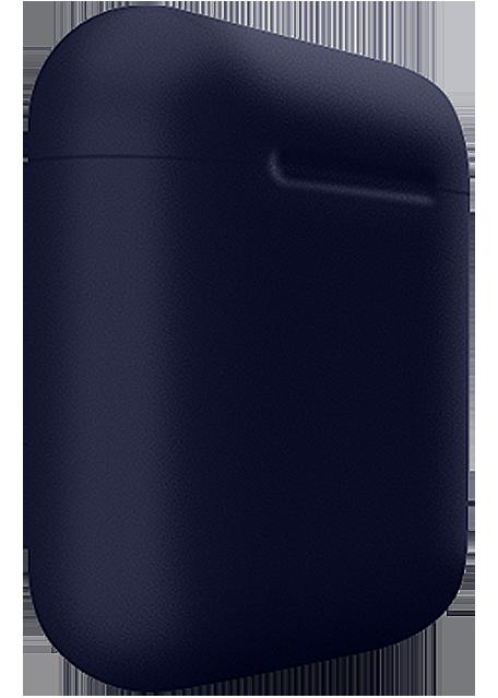 Apple Wireless Charging Case Midnight Blue Matte (MR8U2)