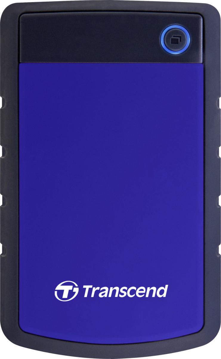 Купить Компьютерная периферия, Внешний жесткий диск Transcend StoreJet 25H3 4 TB (TS4TSJ25H3B)