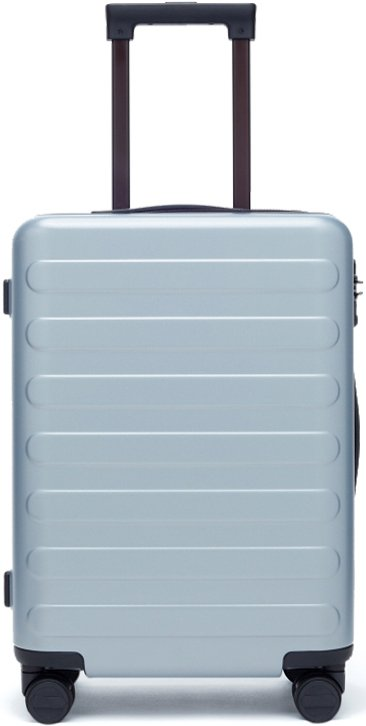 Валіза Xiaomi RunMi 90 Points suitcase Business Travel Lake Light  Blue 24""