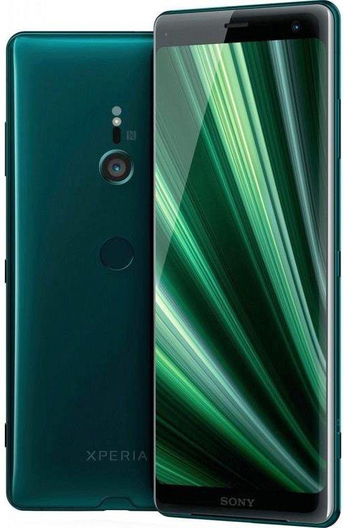Смартфон Sony Xperia XZ3 H9493 6/64GB (Forest Green)  - купить со скидкой