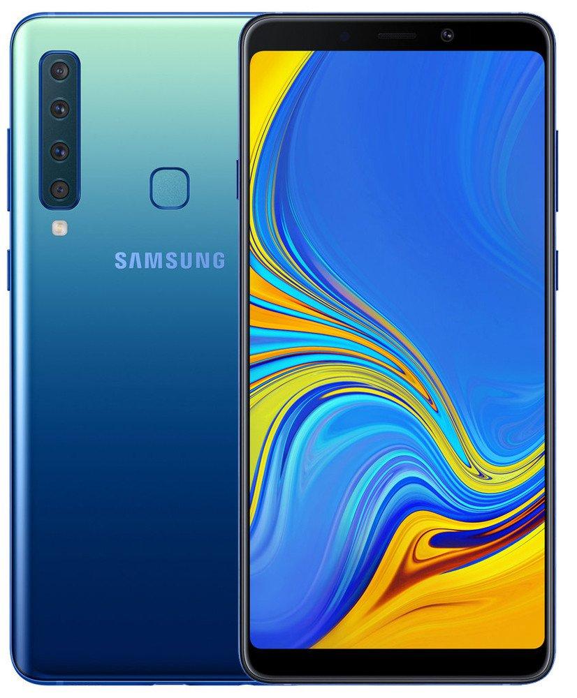 Купить Смартфон Samsung Galaxy A9 2018 6/128GB Blue (SM-A920FZBD) UA-UCRF
